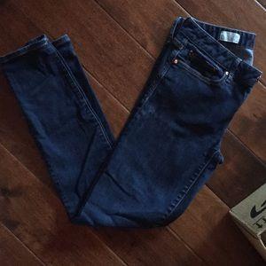 GAP Dark Skinny Jean